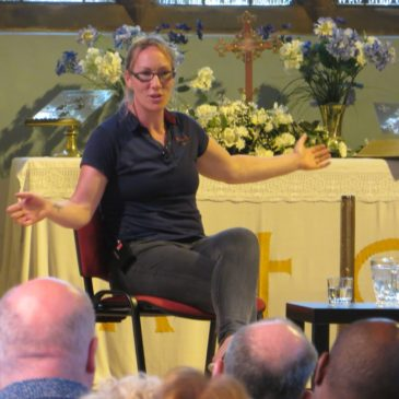 Greater Than Gold – with Debbie Flood