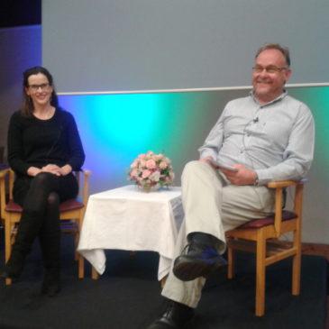 Kirsten Birkett on Happiness and Science & Faith